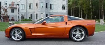 2008 corvette c6 orange google search corvettes pinterest