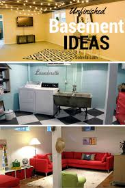 Ideas For Laundry Room Storage by Top 25 Best Unfinished Basement Storage Ideas On Pinterest
