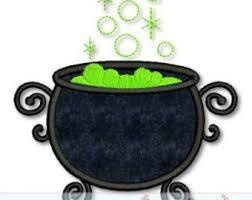 free halloween clipart witch cauldron witch cauldron svg etsy
