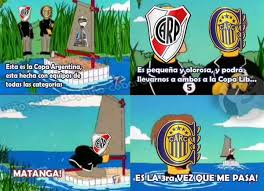 Memes Central - memes river plate vs rosario central 4 3 copa 2016 humor