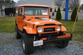 1970s toyota land cruiser purchase used 1970 toyota land cruiser fj40 clean in selbyville