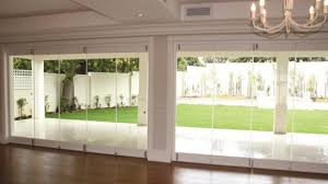Folding Sliding Patio Doors Cool Frameless Folding Door Contemporary Best Inspiration Home