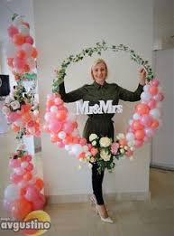 Pink Balloon Decoration Ideas Cute Balloons On Stairway Balloon Decorations For Party