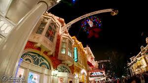 christmas at night in the magic kingdom u2013 burnsland