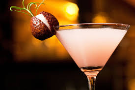 martini drinks lychee martini with diy lychee liqueur or syrup