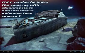 free halloween live wallpaper titanic 3d free live wallpaper android apps on google play