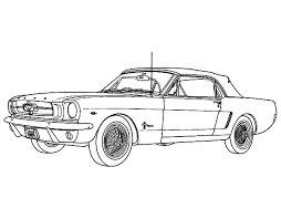 free coloring pages of mustang cars classic ford mustang car coloring pages best place to color