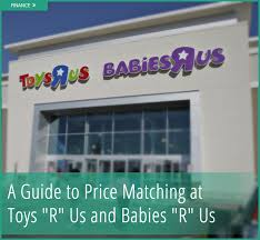 Toys R Us Thanksgiving Hours 2014 Price Matching 101 Toys R Us Babies R Us The Krazy