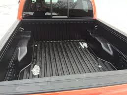 toyota tacoma truck bed review 2016 toyota tacoma trd road the weekend warrior