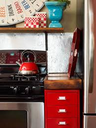 Metal Kitchen Cabinet Painting Metal Cabinets Better Homes And Gardens Bhg Com
