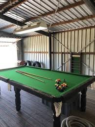 quarter size pool table slate top pool table other sports fitness gumtree australia