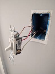 replacing light switch 2 black wires 4 way switch wiring power from light fixture to light switch setup