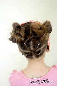 hairstyles using rubber bands 10 cute hairstyles for your little flower girl