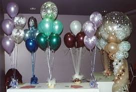 balloon centerpiece balloon centerpiece wedding centerpiece ideas