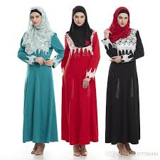 malaysia abaya clothes turkey muslim women embroidery dress