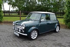 classic park cars rover mini cooper 1 3