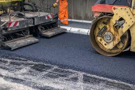 Asphalt Driveway Paving Cost Estimate by Paving Contractors Explain The Benefits Of An Asphalt Driveway