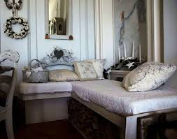 bedroom fancy chic bedroom decor with white painted wood bed and bedroom fancy chic bedroom decor with white painted wood bed and cream fabric bedsheet also