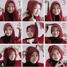tutorial hijab segitiga paris simple 8 cara memakai hijab segitiga simple dan modis hijabyuk com