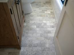 Travertine Bathroom Floor Bathrooms Martin Tile And Remodeling