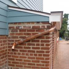 decor u0026 tips shingle roof and copper gutters with radius gutters