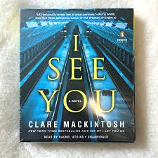 Jactionary Book Spotlight I See You By Clare Mackintosh