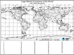 United States Map With Latitude And Longitude by Blank United States Map Quiz Unit 3 Mr Reid Geography For Life