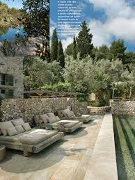 Un Mas En Provence Newly Built Houses In The Luberon A Provencal Mas Made Of Stone