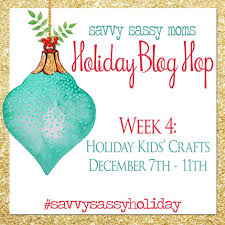 running from the law holiday kids u0027 craft blog hop