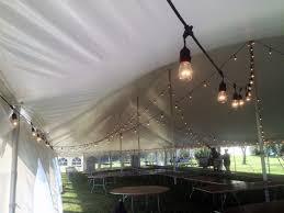 wedding tent lighting wedding reception tent for 160 guests flooring lighting