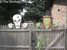 halloween wood yard decors ebay