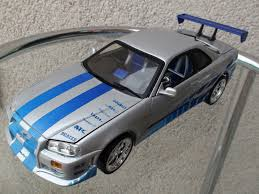 cars nissan skyline pseudo cars nissan skyline gt r the fast and the furious 2001
