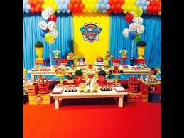 28 mesas dulces la patrulla canina tu fiesta paw patrol