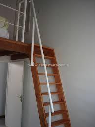 space saving stairs vertical stairs eleve metallic