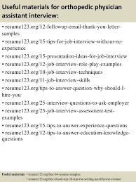 Pa Resume Physician Assistant Resume Template Entry Level Medical Assistant