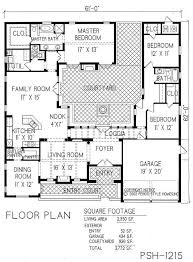 floor plans with courtyard projects ideas 1 house plans with courtyard center house