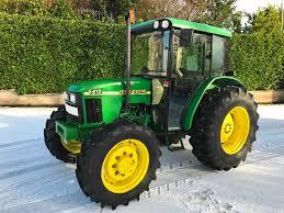 john deere 5410 4wd c w creep range year 2002 tractors id
