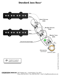 cool fender p bass wiring diagram pictures wiring schematic