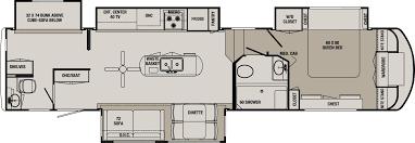 rv bunkhouse floor plans rv bunk bed plans 2 ba redwood rv s blackwood luxury family bunk