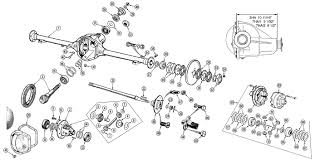 differential parts diagram chevy differential parts diagram