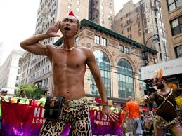 where is the halloween parade in new york city new york pride parade photos business insider