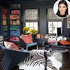 Kourtney Kardashian New Home Decor by Inside The Kardashian Homes Their Best Home Decor