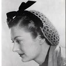 1940s hair accessories mrs button s vintage corner in the mood for a snood
