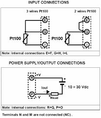 wiring diagram pt100 thermocouple wiring diagram threewire pt100