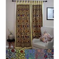 Navy Tab Top Curtains Blue 88 Inches Curtains Drapes For Less Overstock