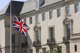 Fly Flag At Half Mast Wiltshire Council Flies Flags At Half Mast In Memory Of Tunisia