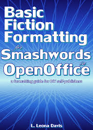 Reference Letter Template Open Office Smashwords U2013 Basic Fiction Formatting For Smashwords In Openoffice