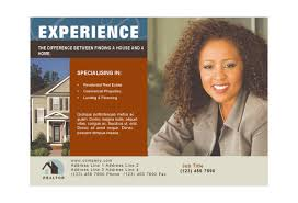 real estate agent u0026 realtor 2 print template pack from serif com