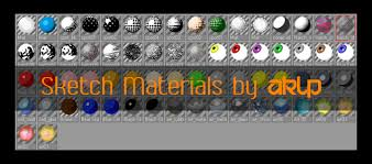 sketch material pack by aklp on deviantart