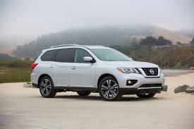 minivan nissan 2018 nissan pathfinder it u0027s a classy seven seat minivan